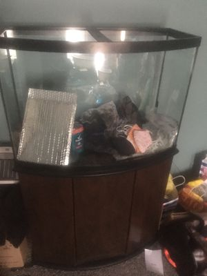 Tank and stand for Sale in Jonestown, PA