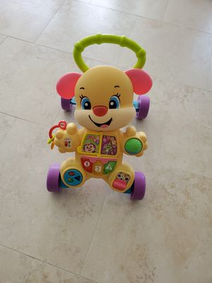Fisher price smart stages walker for Sale in West Palm Beach, FL