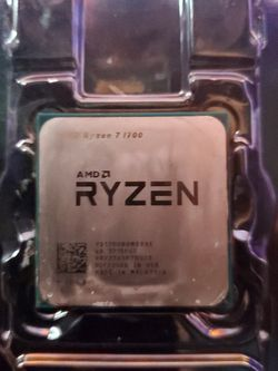 Fairly used ryzen 7 1700. (3 yrs) for Sale in Tualatin,  OR