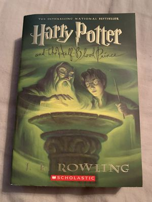 Harry Potter and The Half Blood Prince book for Sale in Farmington Hills, MI