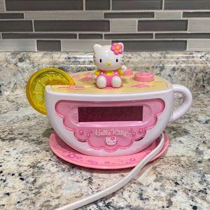 Hello Kitty Clock And Radio for Sale in Dearborn, MI
