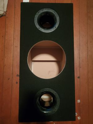 10 inch enclosure for Sale in Fremont, CA
