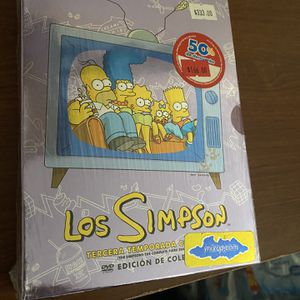 Simpsons DVD Collectors Set for Sale in Winchester, CA
