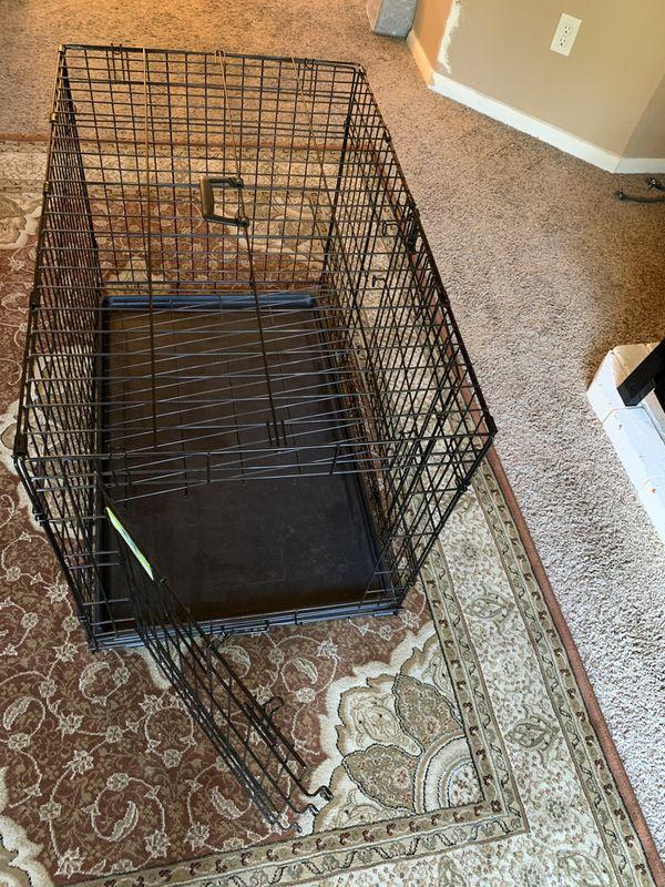 L Dog Crate, Large Crate