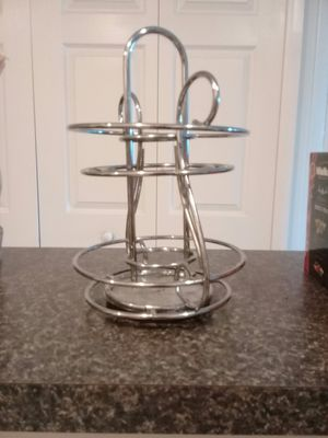 STAINLESS STEEL SPICE RACK for Sale in Fort Myers, FL