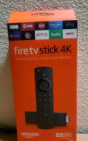 Fire TV Stick 4K for Sale in Lorain, OH