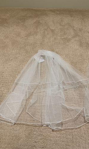 Brand New Super Short Veil for Sale in Irvine, CA