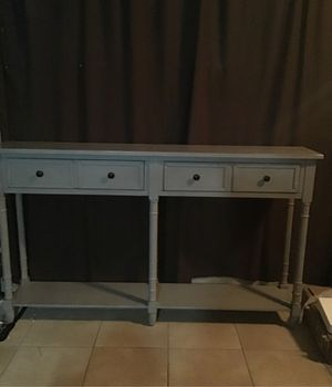 Console Table for Sale in Mableton, GA