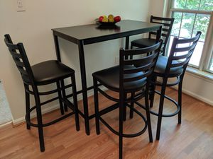 Kitchen table and 4 chairs for Sale in Falls Church, VA