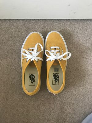Yellow Vans for Sale in Sherwood, OR