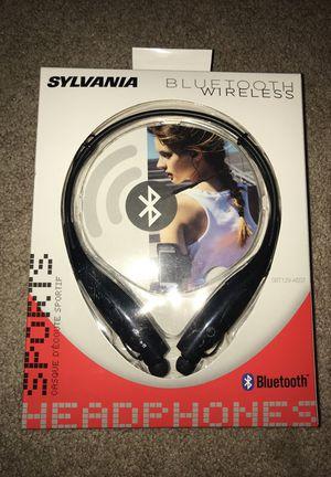 Sylvania Bluetooth Wireless Headphones 🎧 for Sale in Ellwood City, PA