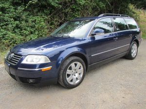 2005 Volkswagen Passat Wagon for Sale in Shoreline, WA
