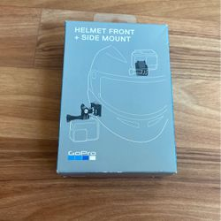 Official GOPRO helmet Front AND side Mount for Sale in Clackamas,  OR