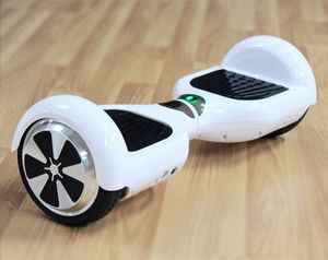 White and black hoverboard for Sale in Strongsville, OH