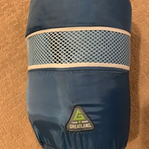 Greatland TradeMark Youth Sleeping Bag for Sale in Raleigh, NC