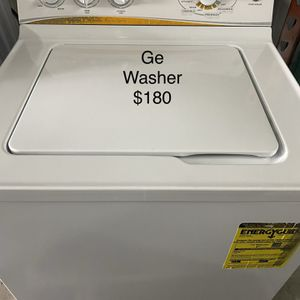 Ge Washer for Sale in Homestead, FL
