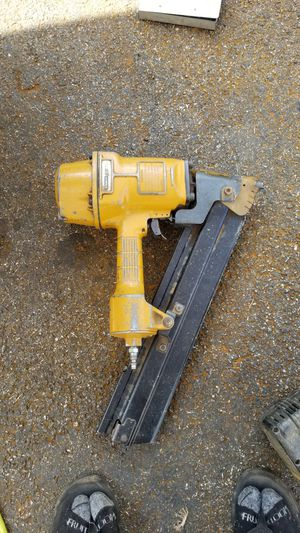 Bostich nail gun for Sale in Damascus, MD
