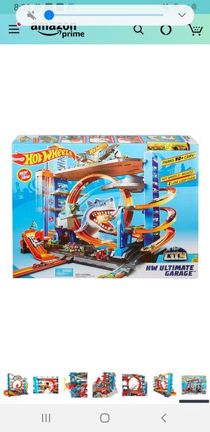 Brand New Hot Wheels Ultimate Garage for Sale in Corona, CA