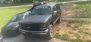 Chevy k5 blazer 1992 4x4 for Sale in Clarksville, TN