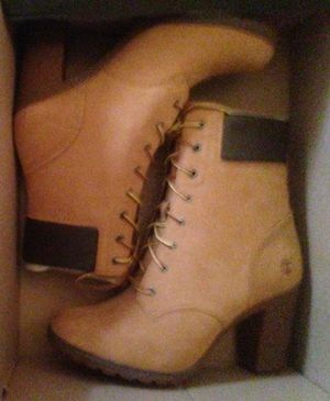 Authentic timberland heels for Sale in West Palm Beach, FL