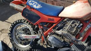 1987 Honda 500 xr 5 speed not running for Sale in Denver, CO