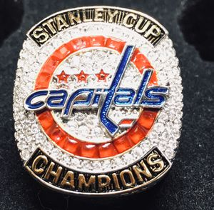 Washington Capitals Stanley Cup 2018 High Quality Fan Ring for Sale in Providence, RI