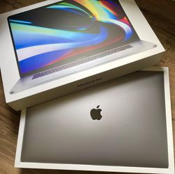 """NEW 2020 1TB SSD i9 8-Core 16"""" MacBook Pro Touch Bar Retina Apple Warranty 2021 for Sale in Los Angeles,  CA"""