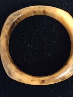 Tortoise Shell Bangle Bracelet for Sale in St. Louis,  MO