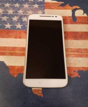 Motorola G4 16GB - Unlocked for Sale in Raleigh, NC