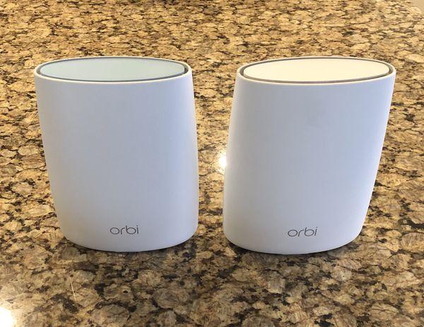 Orbi RBK50 Mesh WiFi