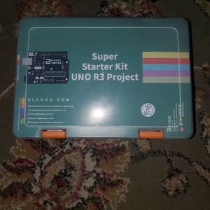 Super Starter Kit UNO R3 Project Arduino for Sale in Silver Spring, MD