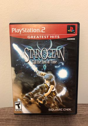 Star Ocean: Till the End of Time PS2 Game for Sale in Union City, GA