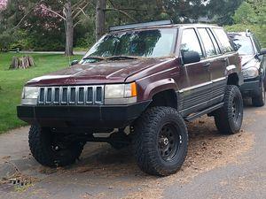 Jeep wheeler / crawler for Sale in Kenmore, WA
