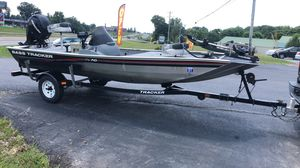 2010 bass tracker for Sale in Afton, TN