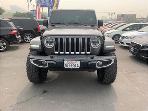 2018 Jeep Wrangler Unlimited for Sale in Daly City, CA