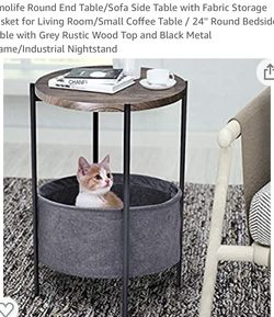 Round End Table/Coffee Table for Sale in Los Angeles,  CA