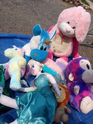 Stuffed Animals and Pillows for Sale in Northglenn, CO
