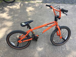 Mongoose Freestyle BMX Bike Riders orange for Sale in Cumming, GA