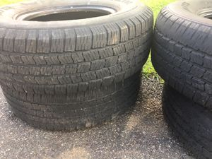 MICHELIN TIRES. LTX. M/S. Radial 235/75r/r15 for Sale in Stanardsville, VA