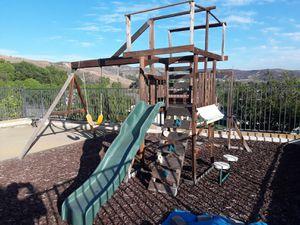 Swing set /slide / playset for Sale in Yorba Linda, CA