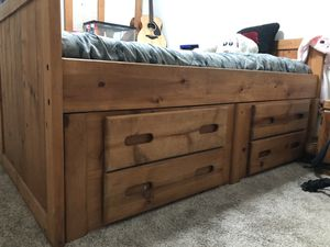 Solid pine bedroom set for Sale in Covina, CA