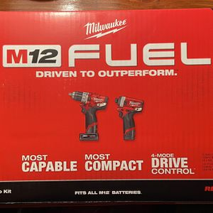 Milwaukee M12 Fuel Combo Kit (BRAND NEW) for Sale in Cleveland, OH