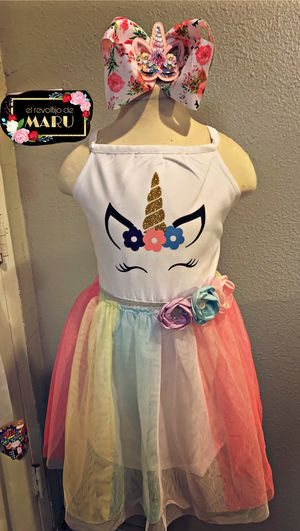 Unicorn dresses for Sale in Upland, CA