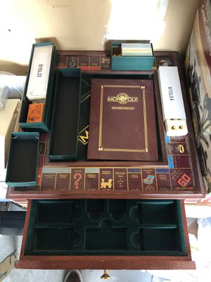 Luxury monopoly set for Sale in Albuquerque, NM