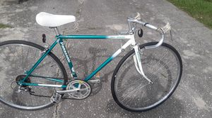 Panasonic DX-1000 12 Speed Road bike, 50cm, 105 crankset with Biopace, with new tires. for Sale in Wesley Chapel, FL