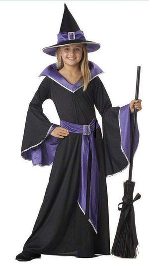 🎃New, Kid's Witch Costume! Size 12-14 💥CHECK OUT MY PAGE FOR LOTS MORE HALLOWEEN COSTUMES!!! for Sale in Moreno Valley, CA