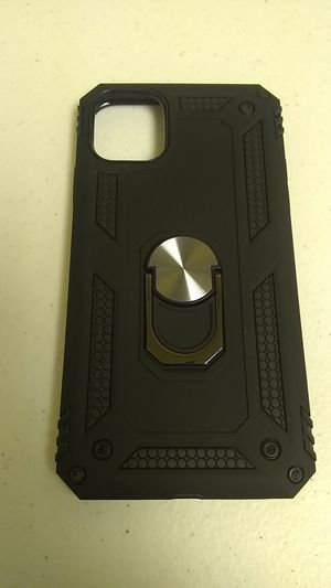 iPhone 11 Black shockproof case with kickstand for Sale in HALNDLE BCH, FL