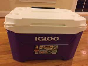 Igloo 60-Quart Rolling Tailgate Cooler for Sale in Garrison, MD