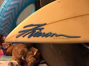 """Frierson 6'10"""" Surfboard - price reduced! for Sale in North Chesterfield, VA"""
