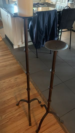 Candle stands! for Sale in Santa Clara, CA